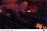 آتش مخزن 2001c پتروشیمی بوعلی سینا به صفر رسید