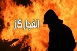 انفجار گاز در منزل مسکونی در مسجدسلیمان