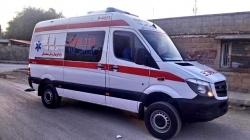 تحویل دو دستگاه آمبولانس بنز به اورژانس مسجدسلیمان و هفتکل